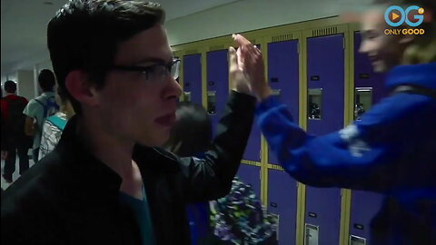 Student's High Five Inspires a Movement
