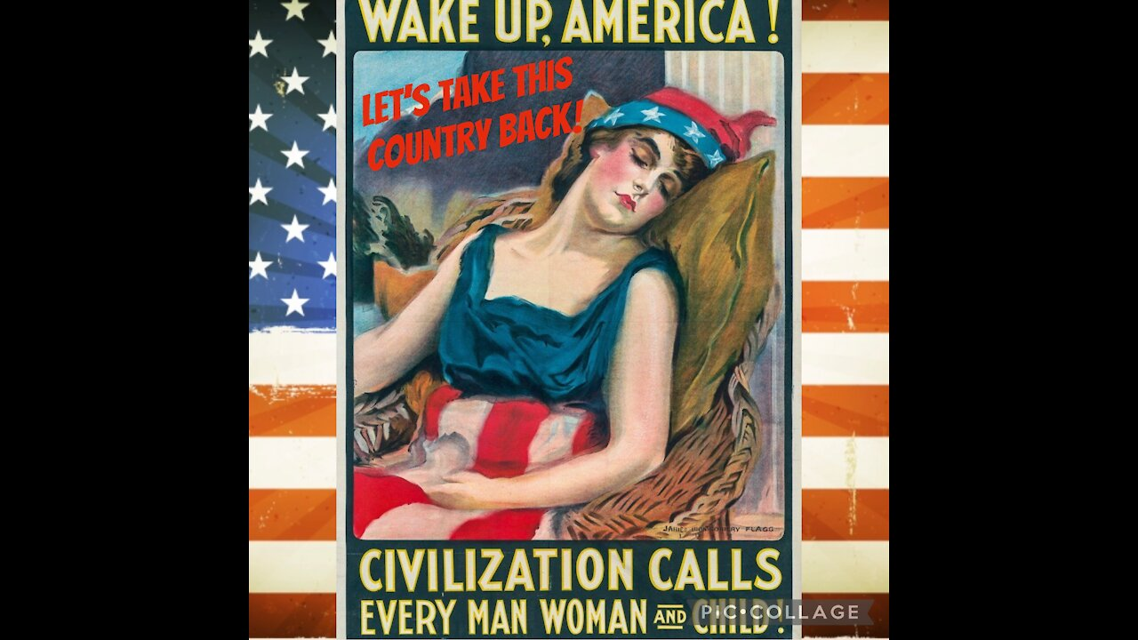 Situation Update: Wake Up, America! - Must Video
