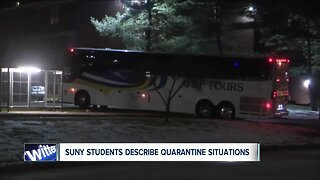 SUNY students share their quarantine experiences