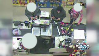 Video shows moments before murder on January 8th - Video
