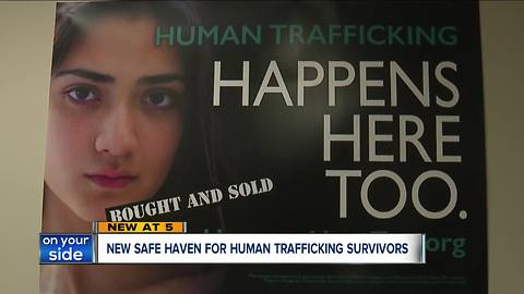 Hue Jackson, Salvation Army team up to give safe space for survivors of human trafficking