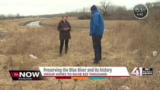 Group working to preserve Blue River - Video
