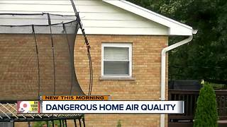 The air in your home isn't as clean as you think - Video