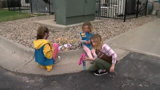 Girl Scout Troop from Iowa homeless shelter shatters cookie sales goal