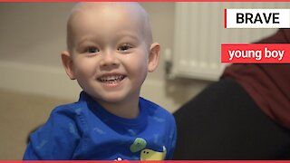 Boy diagnosed with aggressive cancer weeks before 4th birthday