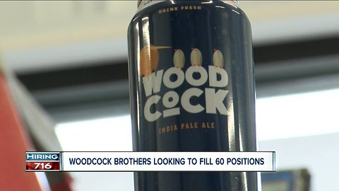 Woodcock Brothers hiring for new location