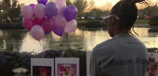 Candlelight vigil for mother, daughter - Video