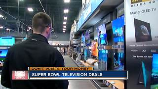 Super Bowl television deals - Video