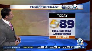 South Florida Thursday morning forecast (7/5/18) - Video