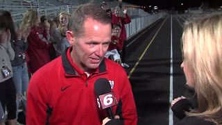 Friday Football Frenzy: Fishers Band plays for tonight's game against Roncalli - Video