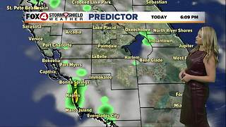 FORECAST: Hot and humid with a few storms