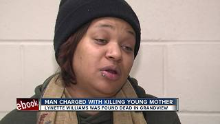 Friends remember murdered Grandview mother: