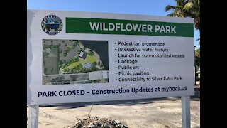 Budget cuts coming to new park in Boca Raton