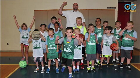 Autistic Basketball Champ Teaches Kids Hope With Hoops