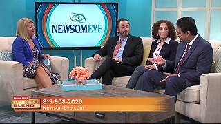 The Morning Blend talks about why everyone in the Bay area deserves Newsom Eye - Video