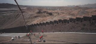 An update on the Mexico-America border wall