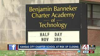 Benjamin Banneker Charter Academy could close - Video