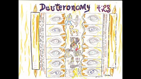 Deuteronomy 4:15-24 (The Form of the Lord)