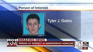 Police seek person of interest in Independence Center deadly shooting - Video