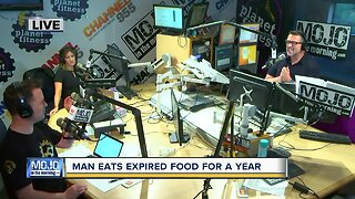 Mojo in the Morning: Would you ever eat expired food?