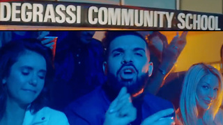 Drake Has 'Degrassi' Reunion In 'I'm Upset' New Music Video! - Video