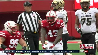 Huskers share favorite Thanksgiving food - Video