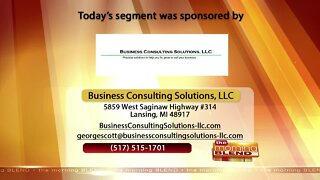 Business Consulting Solutions - 5/29/20