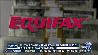 Equifax data breach: Don't let your guard down yet - Video