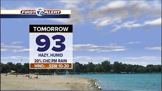 Excessive heat warning - Video