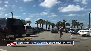 Clearwater Beach prepares to shatter Spring Break records - Video