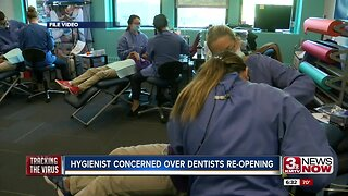 Hygenist concerned over dentists re-opening