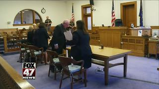 Michigan judge rescinds order in custody case - Video