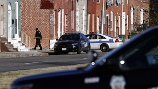 Baltimore Police Detective Shot In Head With Own Gun Day Before Grand Jury Testimony - Video
