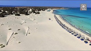 Golden Island: The ultimate exotic paradise of Greece