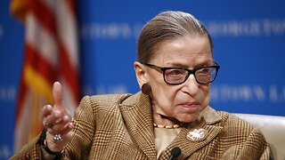 Ruth Bader Ginsburg Recovering In Hospital After Infection Treatment