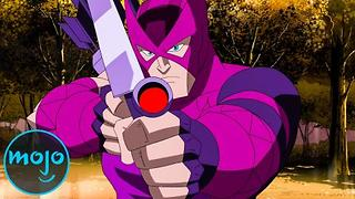 Top 10 Animated Avengers - Video