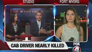 live preview: man shoots at florida taxi driver - Video
