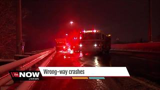 Man, 75, killed in wrong way crash on Interstate 90 - Video