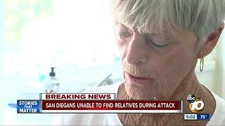 San Diegans struggle to find relatives during Barcelona attack - Video