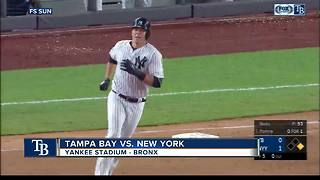 J.A. Happ shines for New York Yankees again in 4-1 win over Tampa Bay Rays - Video