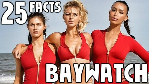 25 Facts About Baywatch