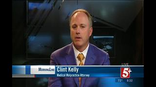 MorningLine: Medical Malpractice P.3 - Video