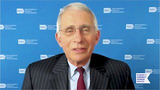 Dr. Fauci: Daughter's Boyfriend's Brother Died From COVID-19, Age 32