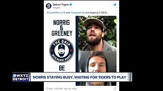 Daniel Norris talks about the day Ron Gardenhire blames him for 'poisoning him'