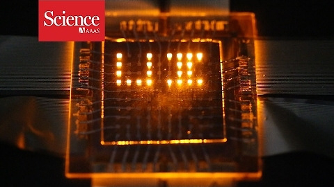 New LEDs mean touchless screens and ambient charging