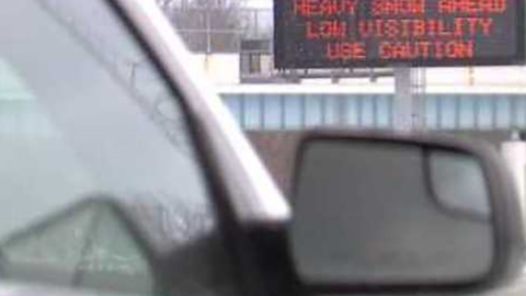 Variable speed limits could reduce crashes during bad weather on I 90 in Lake County