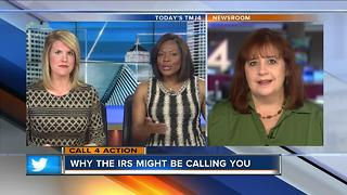 Call 4 Action: Why the IRS might be calling you - Video