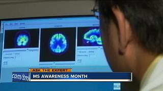 Ask the Expert: Diagnosing and treating MS - Video