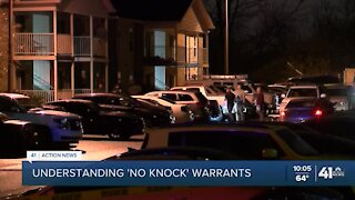 KC attorney breaks down 'no-knock warrants'