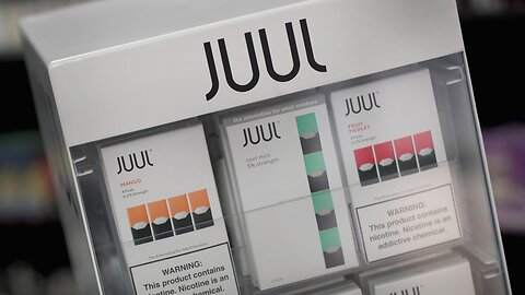 Woman Brings First Wrongful Death Suit Against Juul Labs Inc.